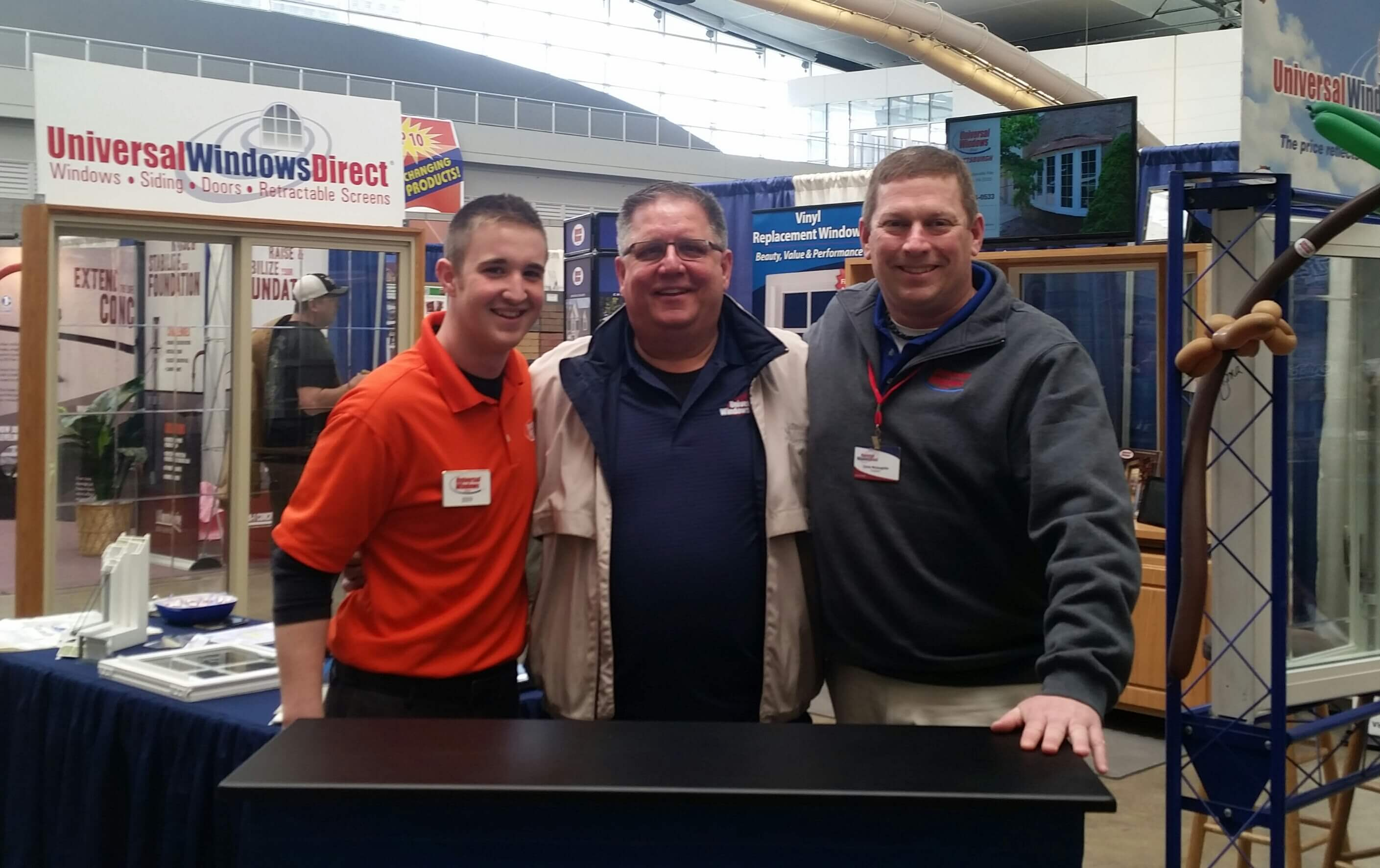 Universal Windows Direct Of Pittsburgh Prepares For The City 39 S Annual Home Garden Show